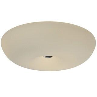 Varaluz Swirled 3-Light Large Flush