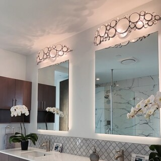 Varaluz Fascination 3-Light Bath Fixture