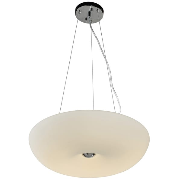 Varaluz Swirled 3-Light Large Pendant