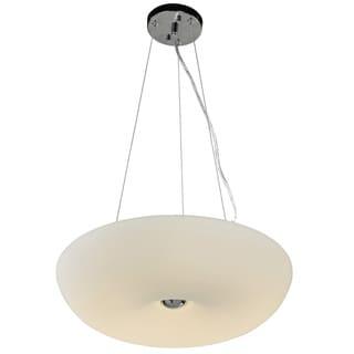 Varaluz Swirled 3-Light Large Pendant