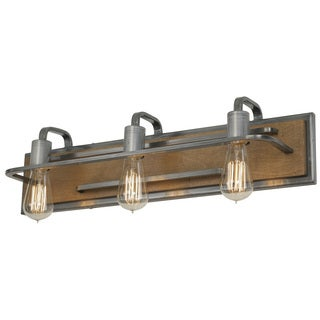 Varaluz Lofty 3-Light Bath/Vanity Fixture