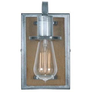 Varaluz Lofty 1-Light Bath/Vanity Fixture