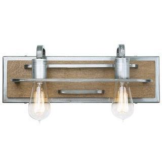 Varaluz Lofty 2-Light Bath/Vanity Fixture