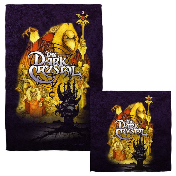 DARK CRYSTAL/POSTER Face/Hand Towel Combo
