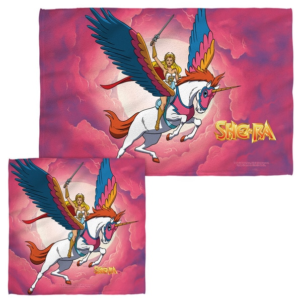 SHE RA/CLOUDS Face/Hand Towel Combo