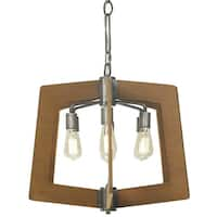 Varaluz Lofty 6-Light Chandelier