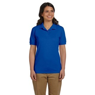 Dryblend Women's Pique Sport Royal Shirt