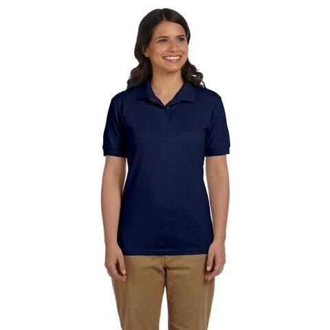 Dryblend Women's Pique Sport Navy Shirt