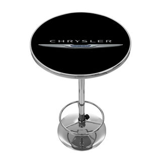 Chrysler Chrome Pub Table