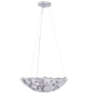 Varaluz Fascination 3-Light Bowl Pendant
