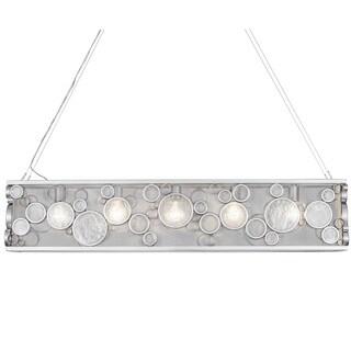 Varaluz Fascination 5-Light Linear Pendant