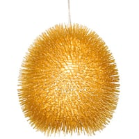 Varaluz Urchin 1-Light Pendant - Gold