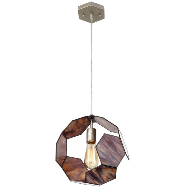 Varaluz Honeycomb 1-Light Pendant