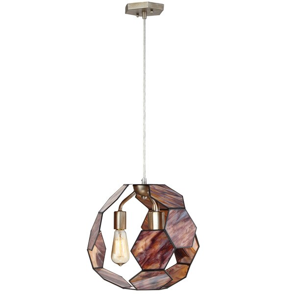 Varaluz Honeycomb 3-Light Pendant