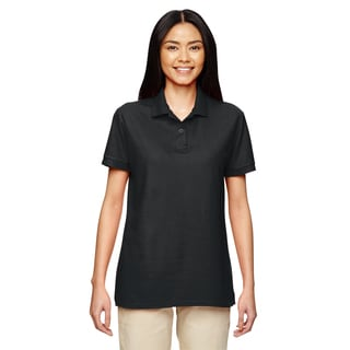 Dryblend Women's Double Pique Sport Black Shirt