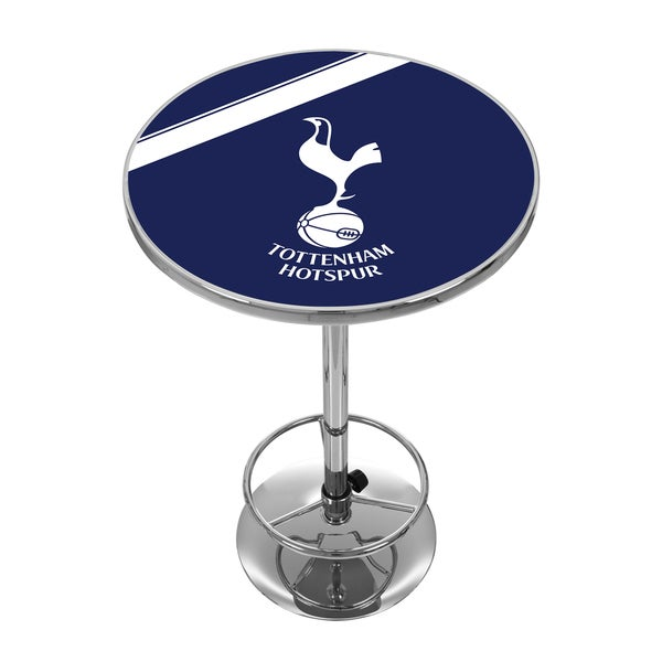 English Premier League Chrome Pub Table - Tottenham Hotspurs