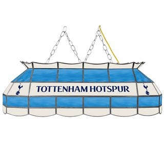 English Premier League 40in Handmade Tiffany Lamp - Tottenham Hotspurs
