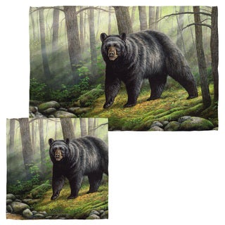 Wild Wings/Woodland Morning 2 Face/Hand Towel Combo