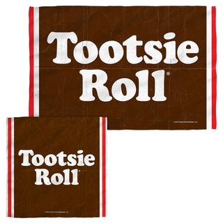 TOOTSIE ROLL/WRAPPER Face/Hand Towel Combo