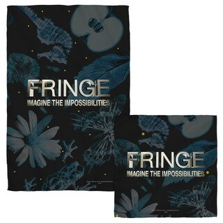 Fringe/Logo Face/Hand Towel Combo
