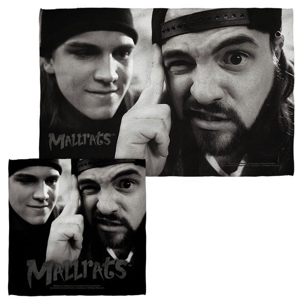 Mallrats Force Face Hand Towel Combo