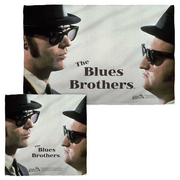 BLUES BROTHERS/BROTHERS Face/Hand Towel Combo