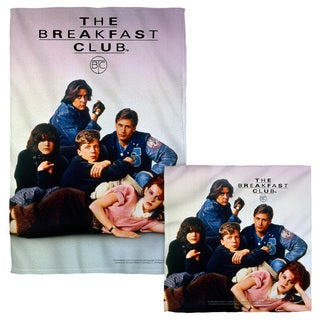 BREAKFAST CLUB/POSTER Face/Hand Towel Combo