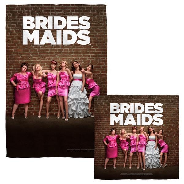BRIDESMAIDS/POSTER Face/Hand Towel Combo