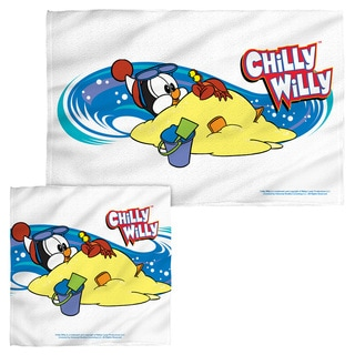 Chilly Willy/In Sand Face/Hand Towel Combo