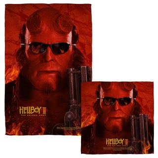 Hellboy Ii/Big Red Face/Hand Towel Combo