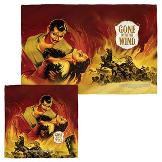 Gone With The Wind/Fire Poster Face/Hand Towel Combo