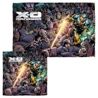 Xo Manowar/Legion Face/Hand Towel Combo
