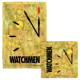 Watchmen/Doomsday Face/Hand Towel Combo