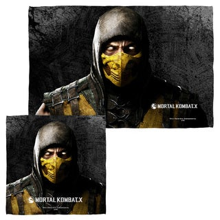Mortal Kombat X/Scorpion Face/Hand Towel Combo