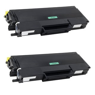 2PK Compatible TN670 Toner Cartridge For Brother HL-6050 ( Pack of 2 )