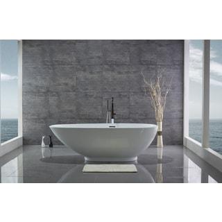 Legion Furniture 74-inch Freestanding Bathtub