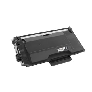 1PK Compatible TN820 Toner Cartridge For Brother DCP-L5500DN DCP-L5600DN DCP-L5650DN HL-L5000D HL-L5100DN ( Pack of 1 )