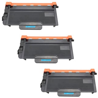 3PK Compatible TN850 Toner Cartridge For Brother DCP-L5500DN DCP-L5600DN DCP-L5650DN HL-L5000D HL-L5100DN ( Pack of 3 )