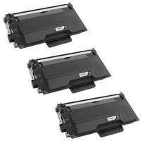3PK Compatible TN820 Toner Cartridge For Brother DCP-L5500DN DCP-L5600DN DCP-L5650DN HL-L5000D HL-L5100DN ( Pack of 3 )