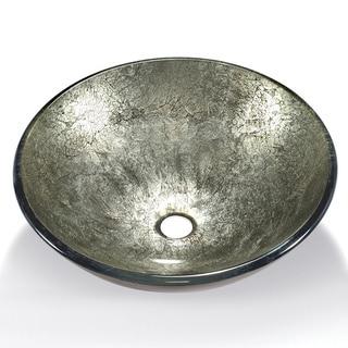 Legion Furniture Metallic Silver Sink Bowl