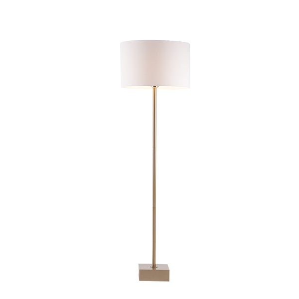 madison park signature bringham gold floor lamp free shipping today