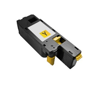 1PK Dell C1660 Y Compatible Yellow Toner Cartridge Dell C1660 (Pack of 1)