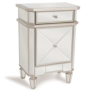 Mirrored Bella Nightstand