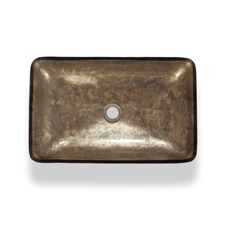 Legion Furniture Metallic Bronze Sink Bowl