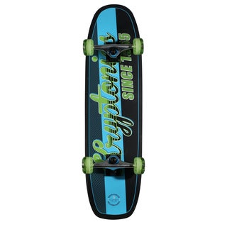 Kryptonics Supreme Series 8-inches Wide x 31-inches Long Complete Skateboard
