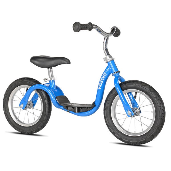 12 Kazam V2S Balance Bike Boy Bright Blue