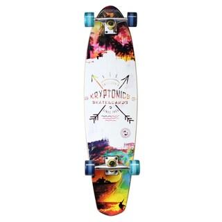 Kryptonics 36-inch Longboard Complete Skateboard