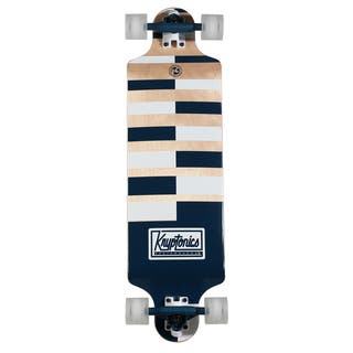 Kryptonics Drop-down Longboard 32-inches x 8-inches Complete Skateboard|https://ak1.ostkcdn.com/images/products/12273403/P19112362.jpg?impolicy=medium