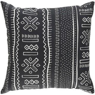 Decorative Alaska 18-inch Down or Poly Filled Pillow