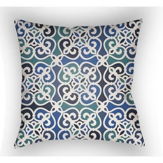 Decorative Bridle 18-inch Poly Filled Pillow